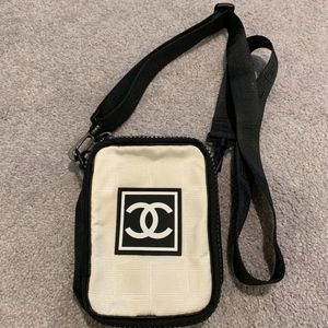 Chanel Vintage Sport Bag